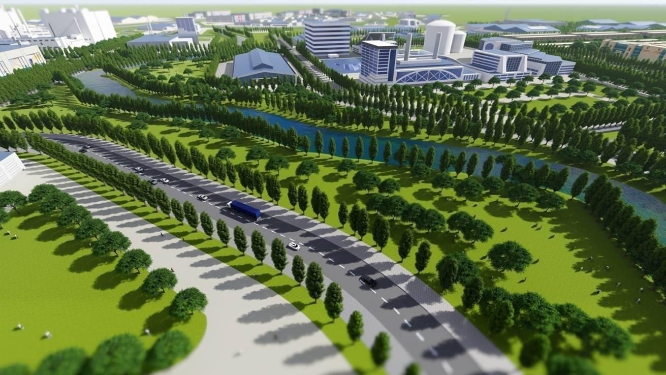 Khu công nghiệp xanh: Hướng phát triển tất yếu của bất động sản công nghiệp