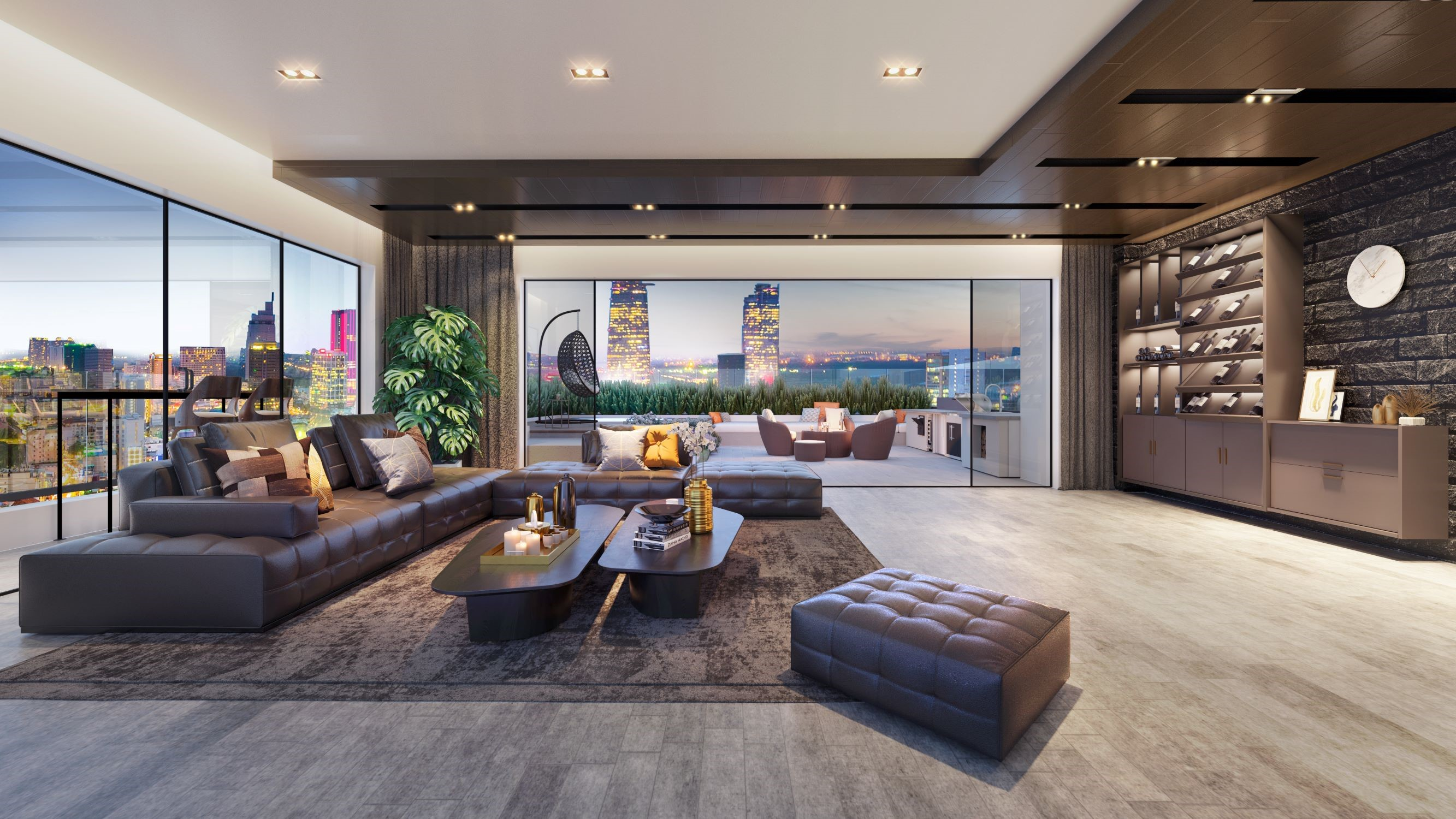 The Grand Manhattan is expected to attract many renters thanks to five-star hotel services and amenities available in it.