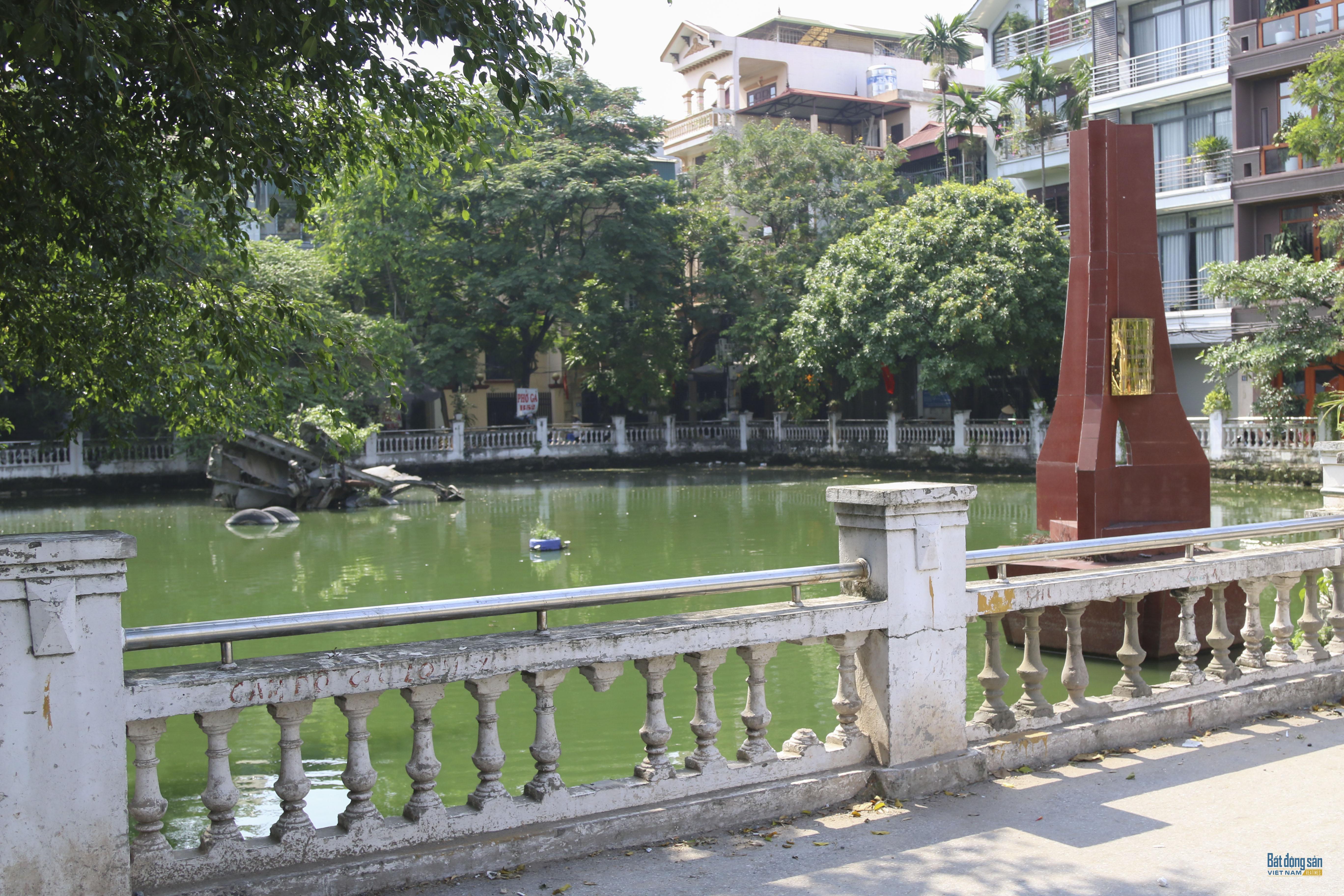 Tu bổ, tôn tạo di tích hồ Hữu Tiệp, Hà Nội