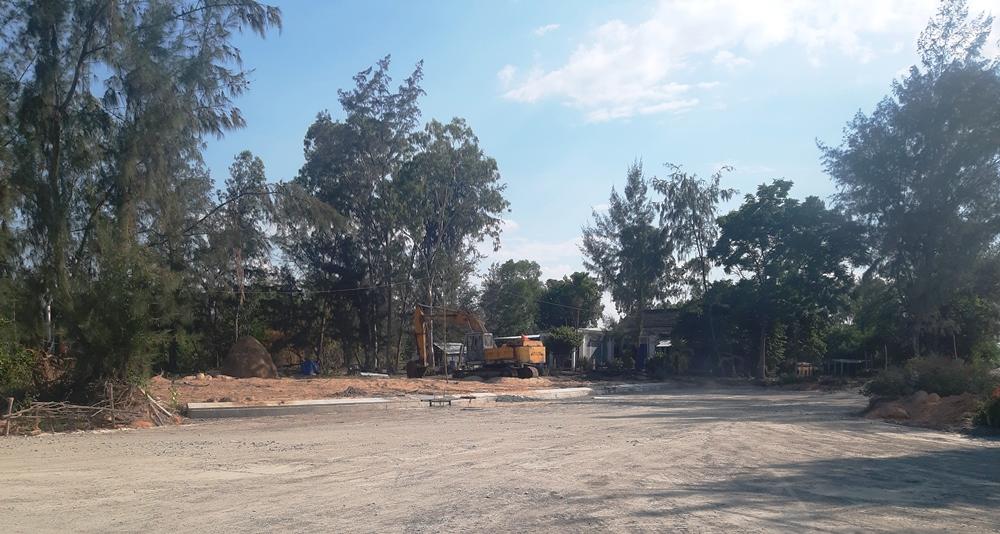 Hàng loạt dự án bất động sản ở Quảng Nam đang gặp khó khăn do giải phóng mặt bằng