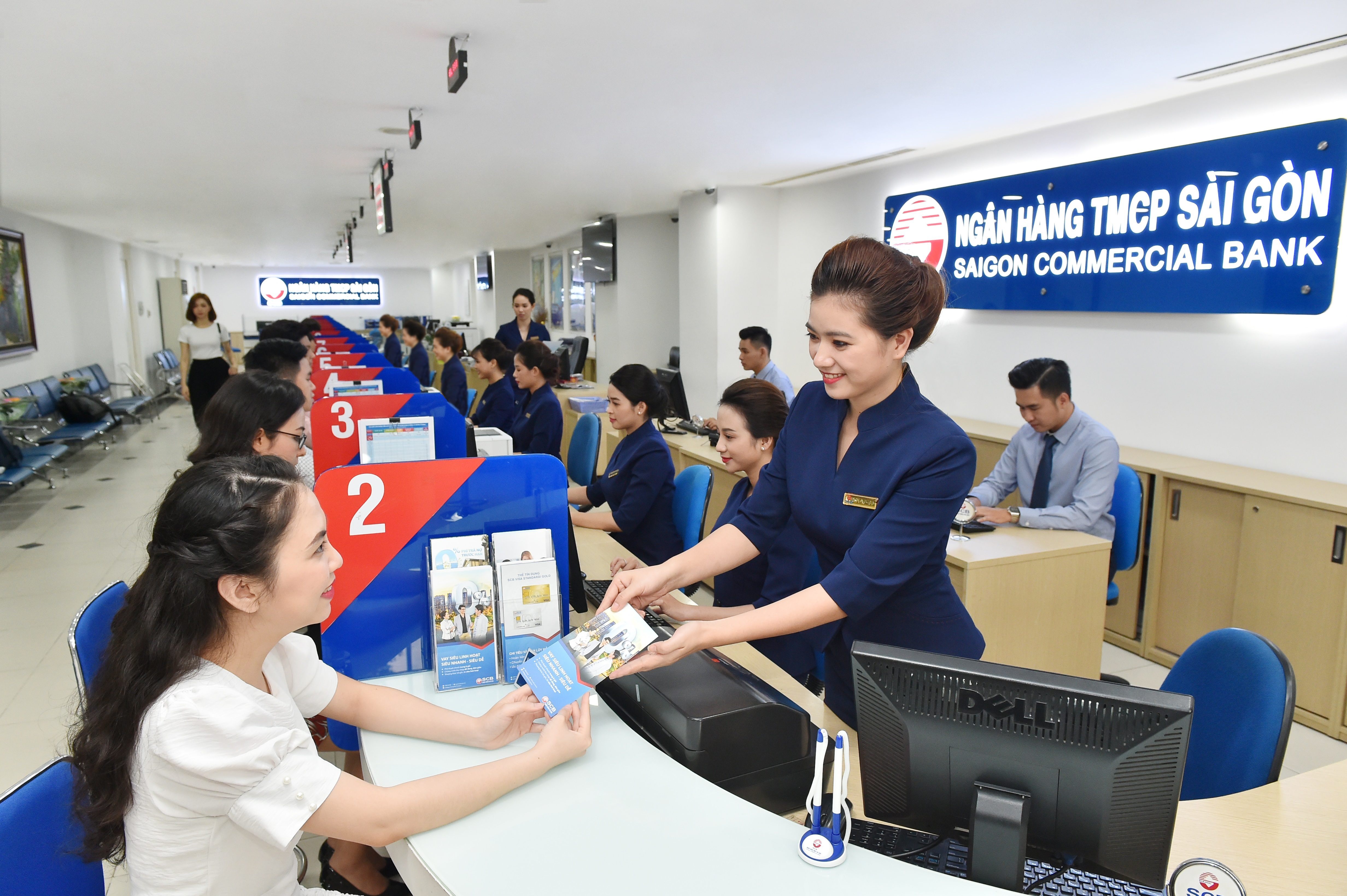 Thẻ tín dụng quốc tế S-Care của SCB được The Asian Banker vinh danh