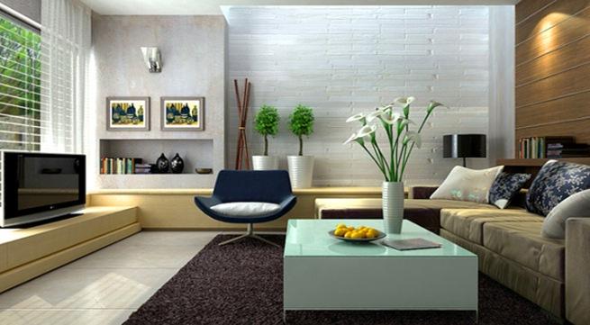 Sự thông thoáng của ngôi nhà sẽ giúp bạn có được cảm giác thoải mái, dễ chịu