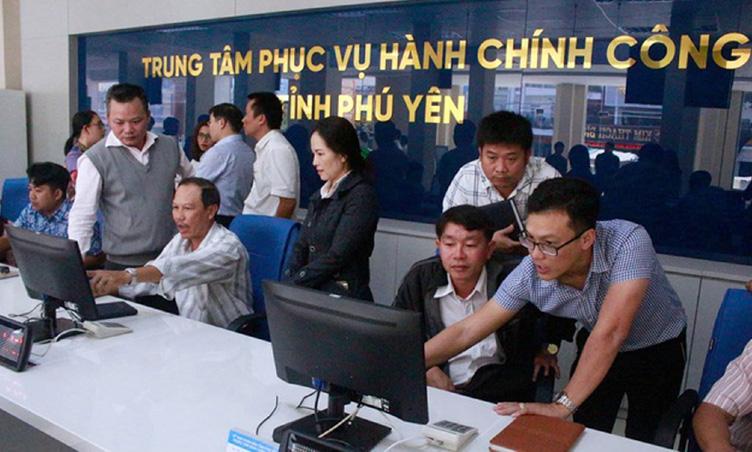 Phú Yên khuyến khích thực hiện thủ tục hành chính xây dựng qua mạng