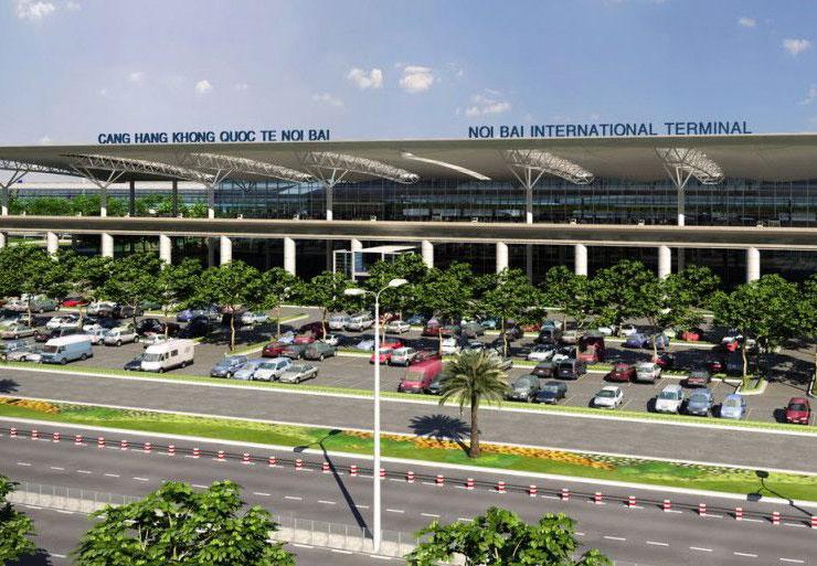 Quy hoạch Cảng hàng không quốc tếNội Bài 4 đường băng,4 nhà ga