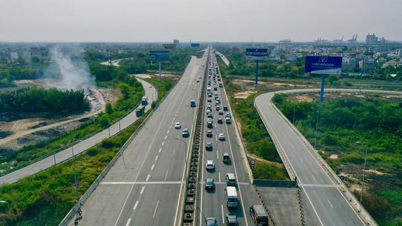 Lên phương án mở rộng đường cao tốc TP.HCM - Long Thành - Dầu Giây