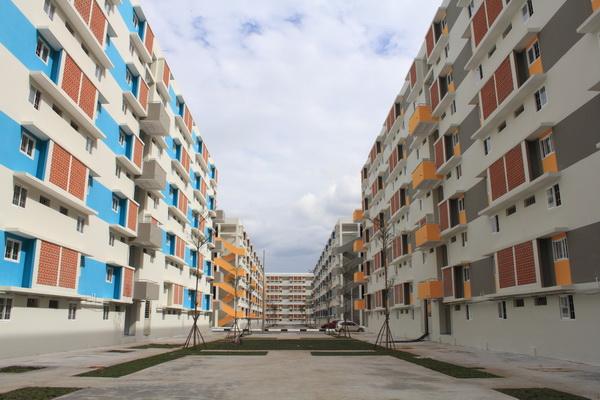Đến cuối năm, TP.HCM có thêm gần 4.800 căn nhà ở xã hội