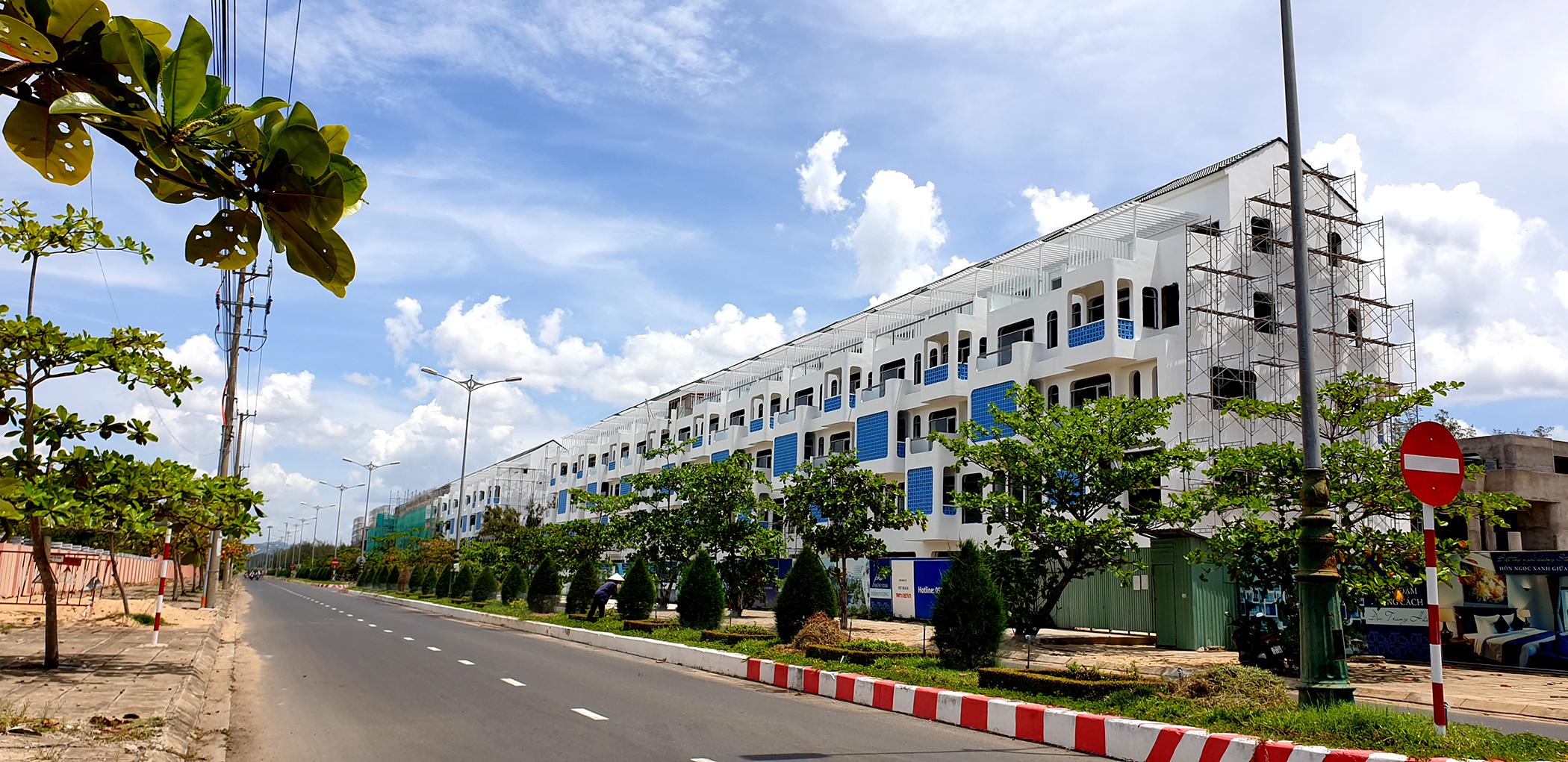 Thu ngân sách từ bất động sản ở Phú Yên gặp khó