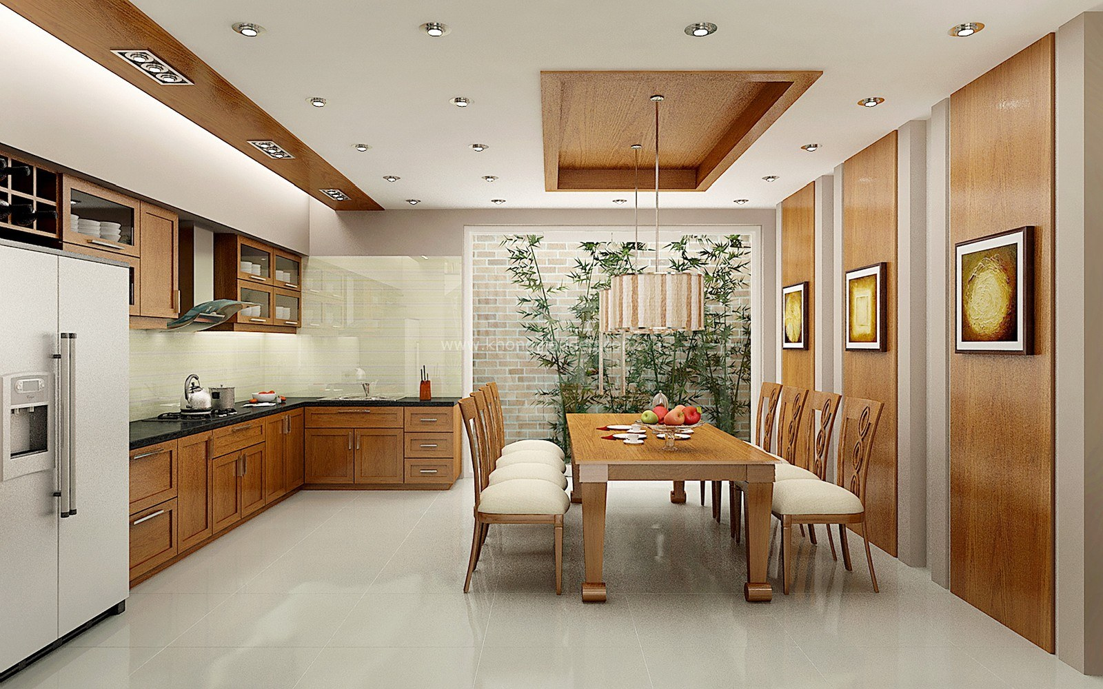 Những ý tưởng thiết kế đơn giản giúp bạn sở hữu căn bếp ấn tượng