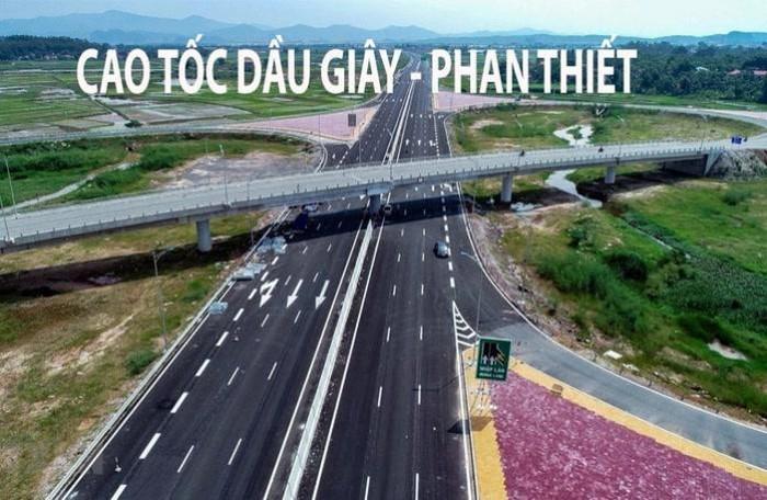 Khởi công xây dựng cao tốc Phan Thiết - Dầu Giây vào cuối tháng 9/2020