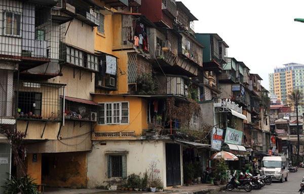 Sửa đổi Nghị định 101/2015/NĐ-CP về cải tạo nhà chung cư cũ