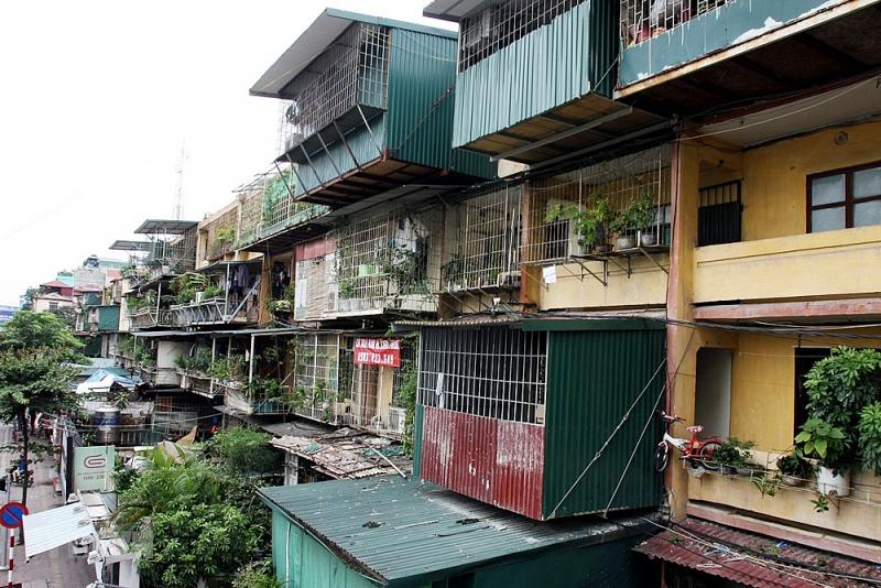 """Cải tạo chung cư cũ: Xã hội hóa nhưng cần Nhà nước """"chung tay"""", giúp sức"""