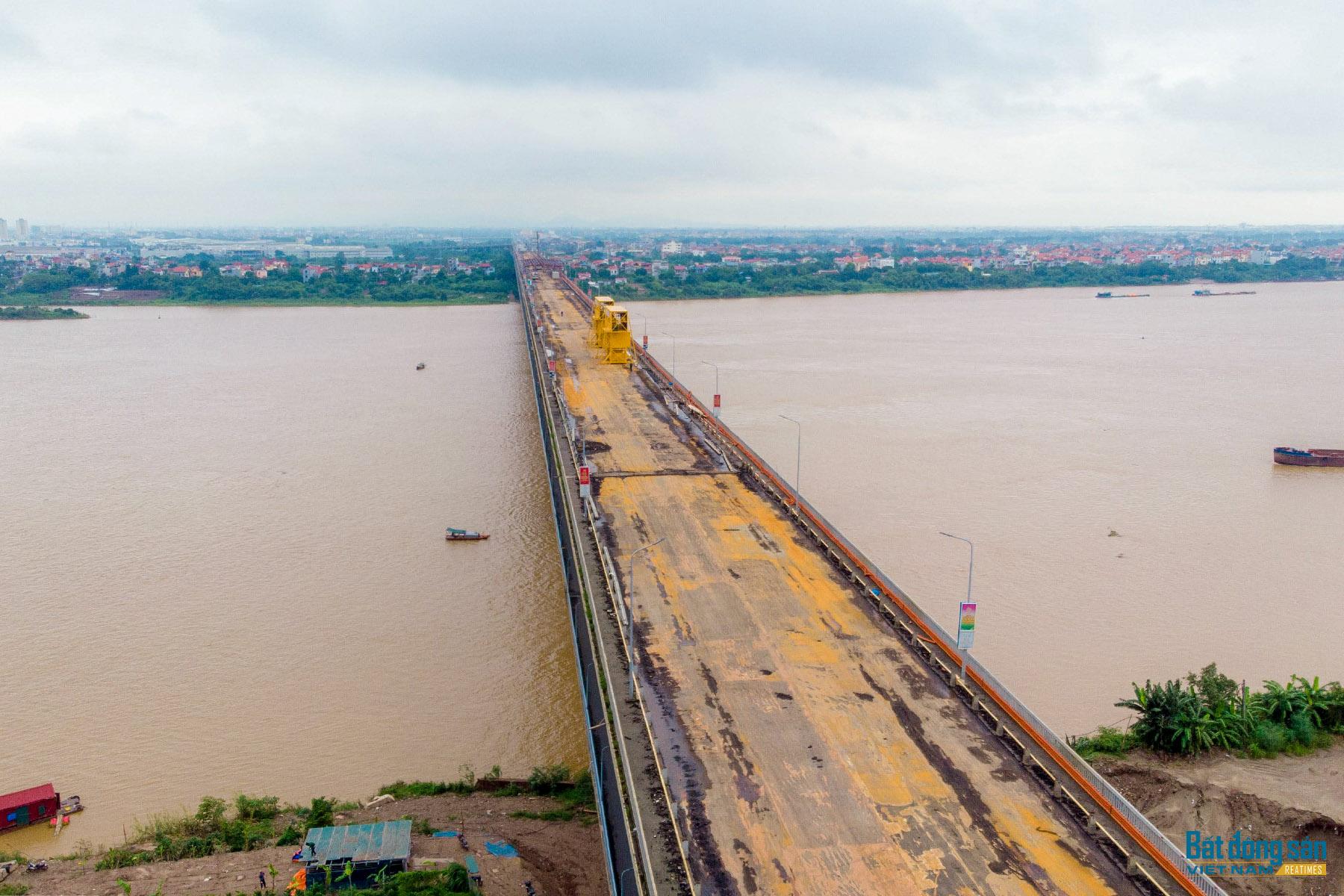 Reatimes_1.png, toàn cảnh dự án sửa cầu Thăng Long