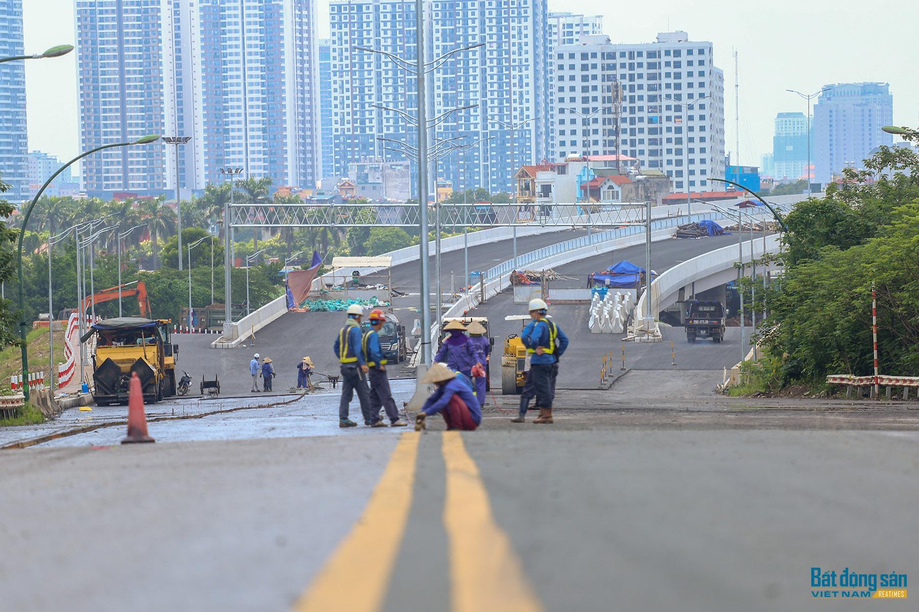 Reatimes_7.png, toàn cảnh dự án sửa cầu Thăng Long