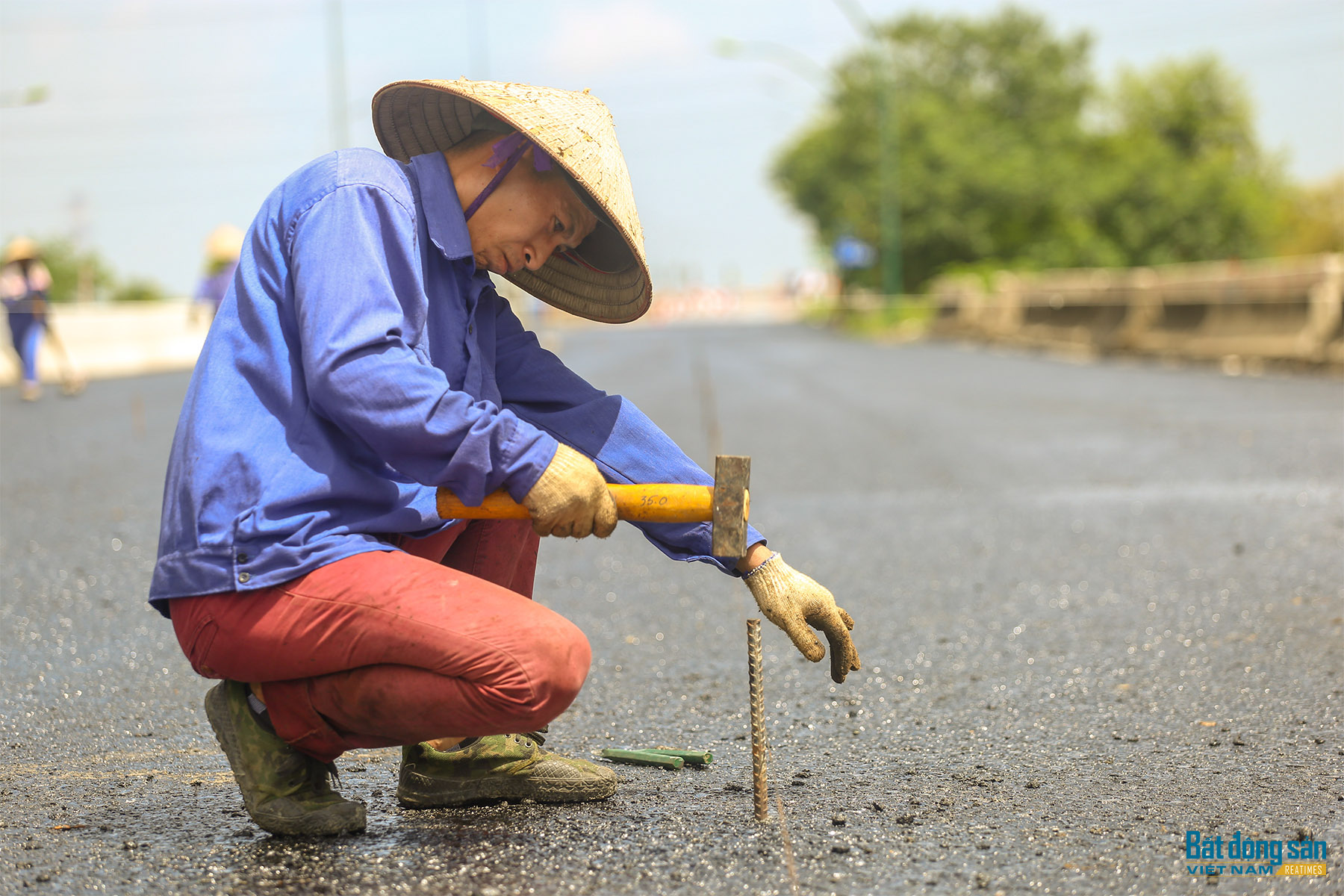 Reatimes_8.png, toàn cảnh dự án sửa cầu Thăng Long