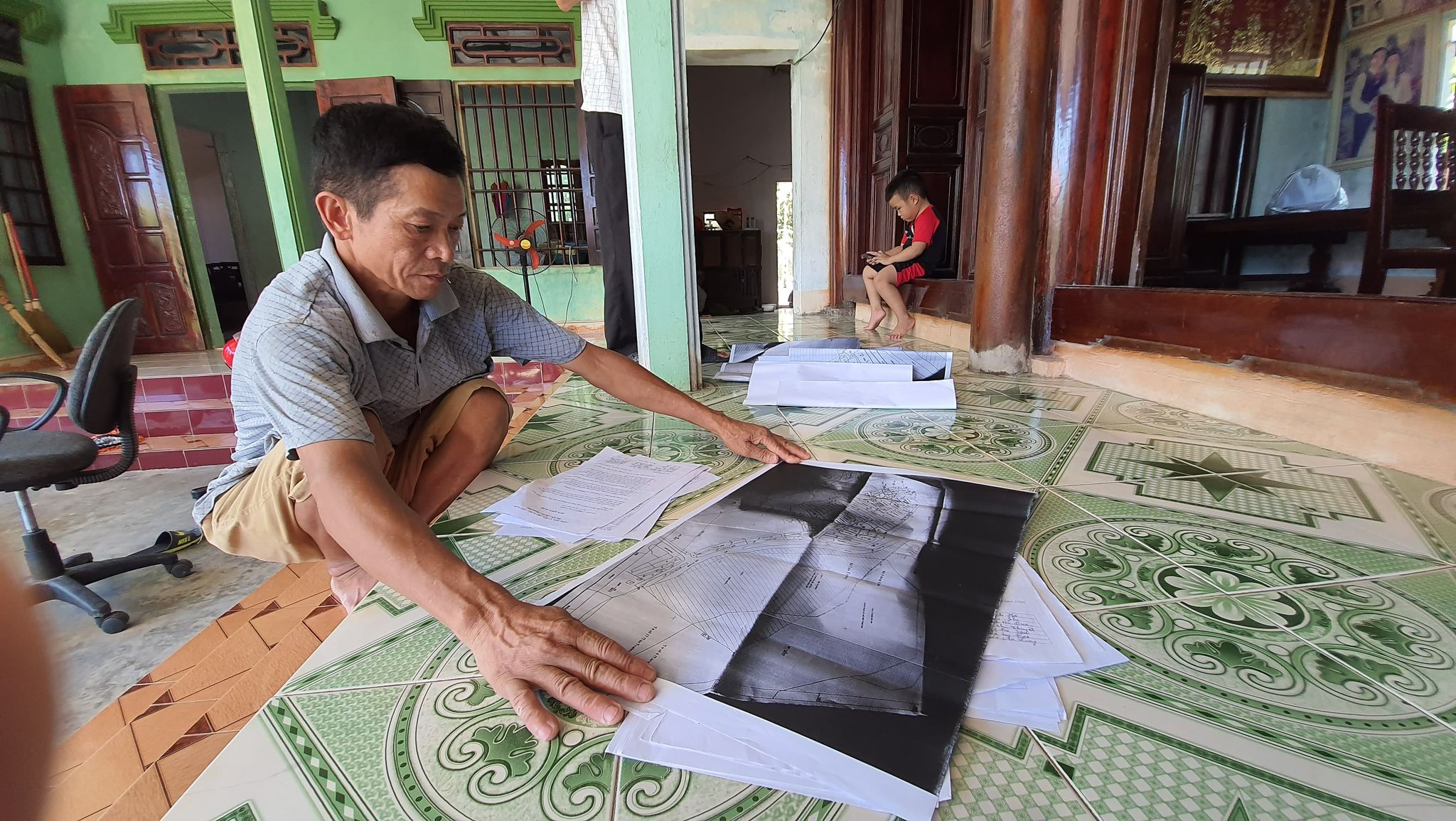 Hàng trăm người đề nghị di dời vị trí dự án số 1 tổ hợp hóa chất Đức Giang