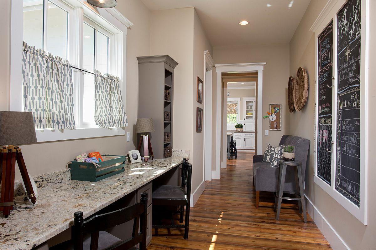 Các ý tưởng trang trí hành lang giúp tối đa hóa không gian ngôi nhà