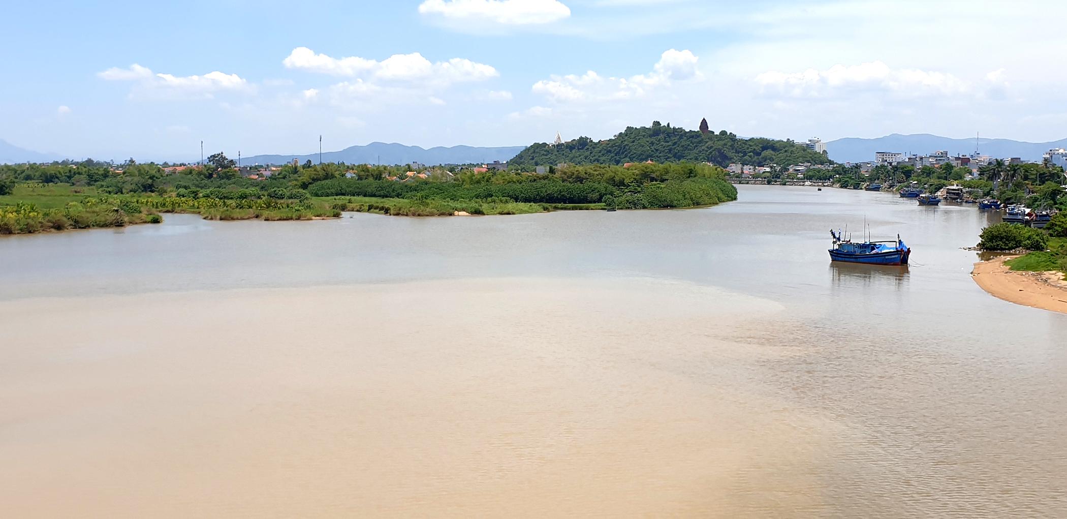 Khu đô thị Ngọc Lãng có cảnh quan sông nước hữu tình