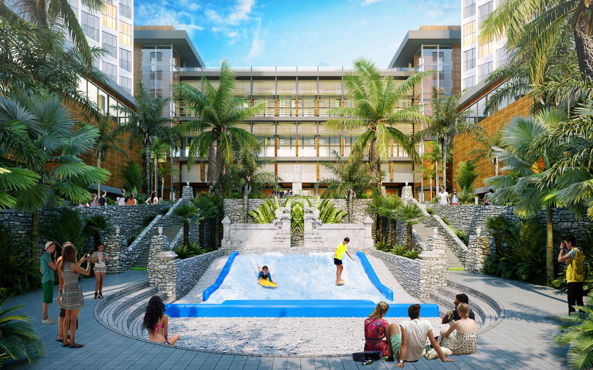 CBRE: Bất động sản du lịch nghỉ dưỡng sẽ dẫn đầu giai đoạn phục hồi