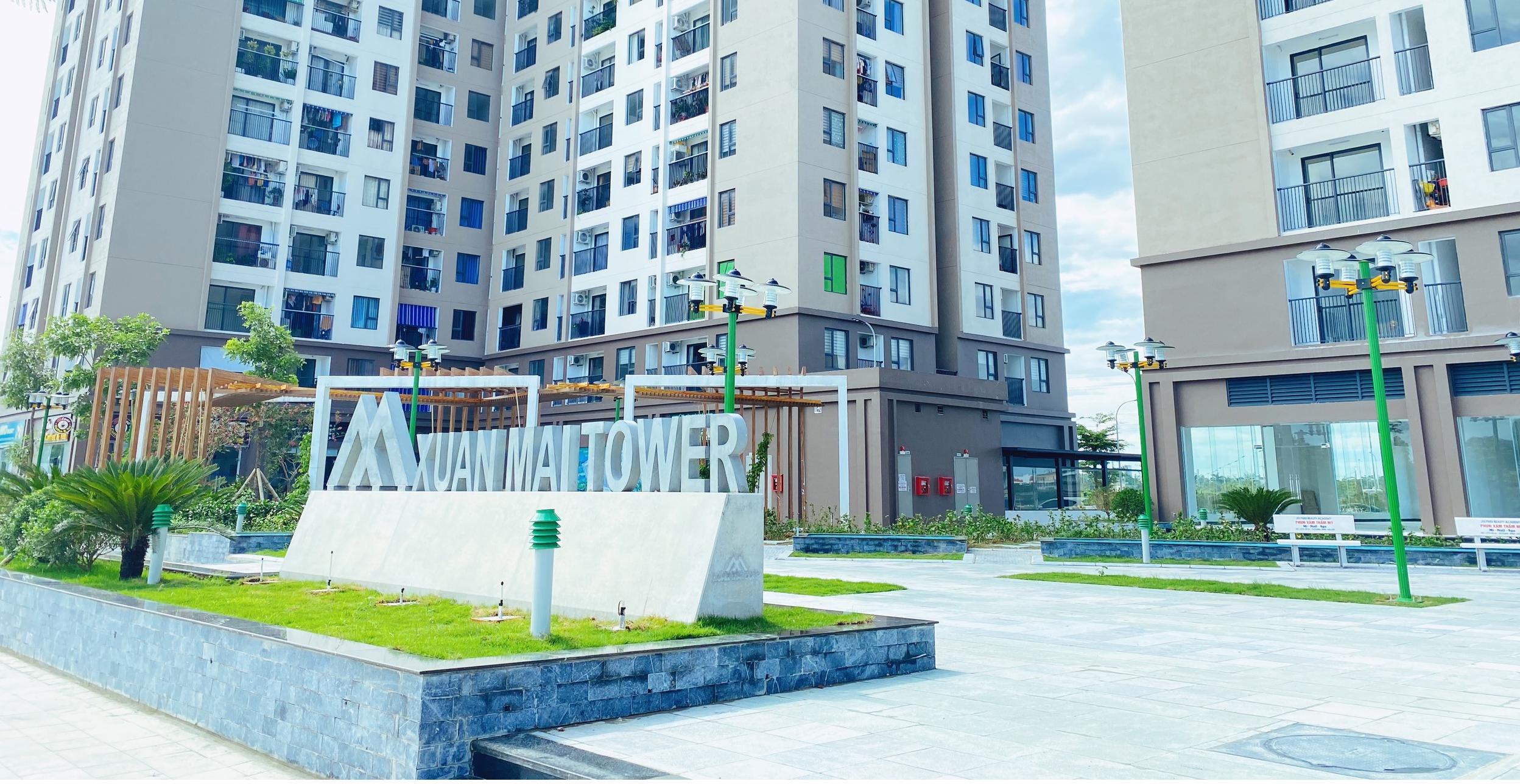 Xuân Mai Tower giải tỏa cơn khát nguồn cung căn hộ chất lượng cao tại Thanh Hóa