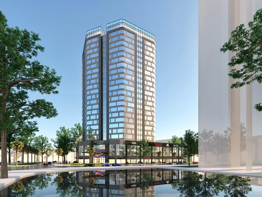 Thị trường văn phòng cao cấp Hà Nội sắp có thêm một dự án mới - Century Tower