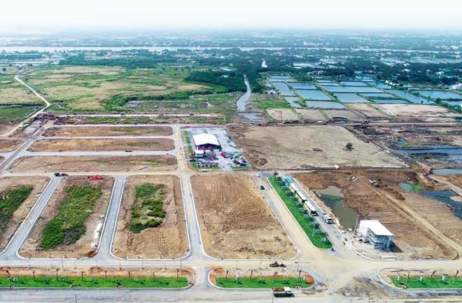 Sở Xây dựng Long An yêu cầu ngưng thu tiền giữ chỗ tại dự án Hiệp Phước Harbour Vieư