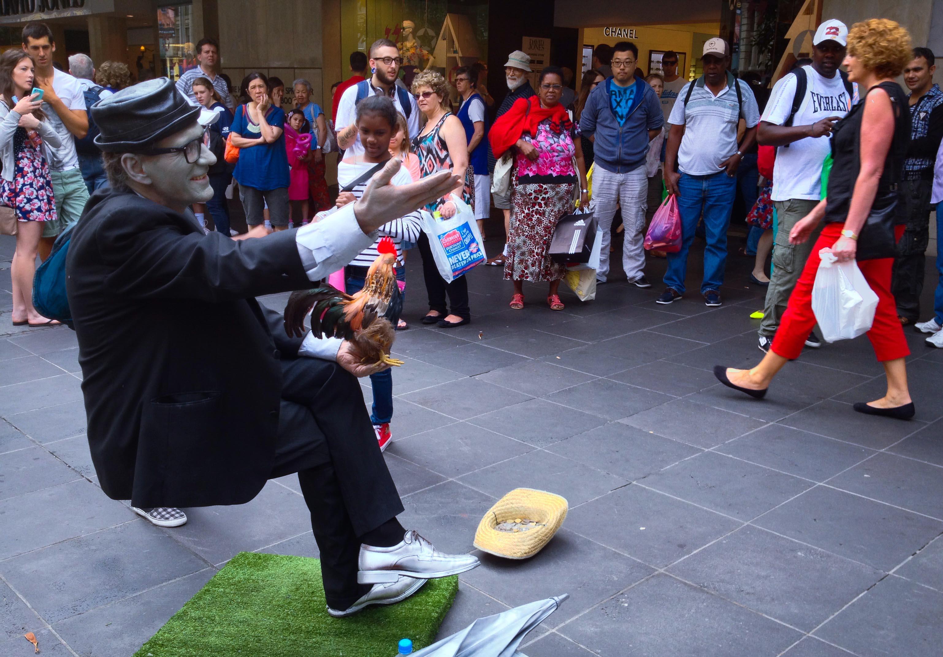 """""""Phiêu"""" cùng những nghệ sỹ đường phố ở Melbourne"""