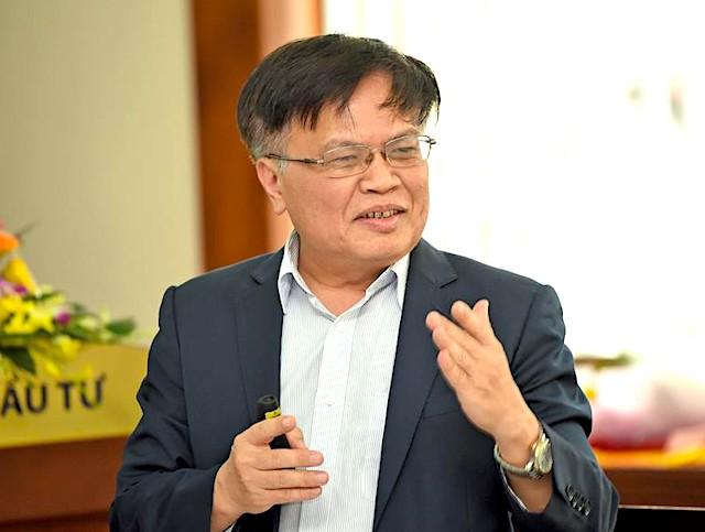TS. Nguyễn Đình Cung, nguyên Viện trưởng Viện nghiên cứu Quản lý kinh tế Trung ương. Ảnh: NVCC.