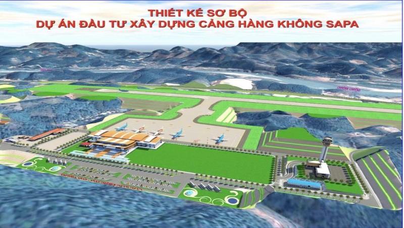 Phó Thủ tướng yêu cầu Lào Cai hoàn thiện hồ sơ dự án cảng hàng không Sa Pa