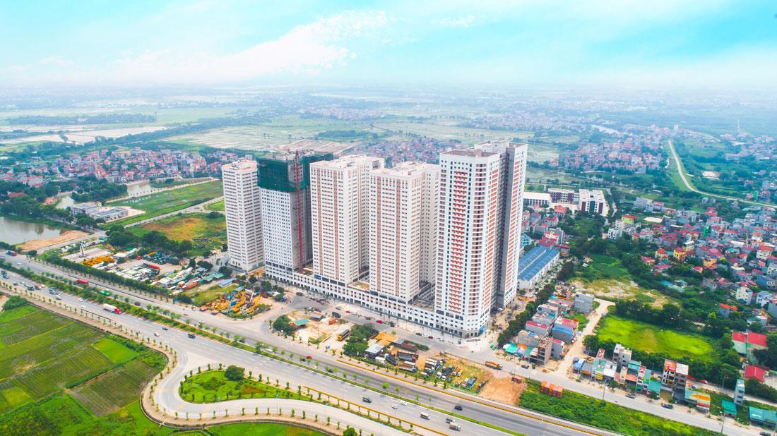 CRE tăng giá: Điểm sáng cổ phiếu bất động sản thời Covid-19