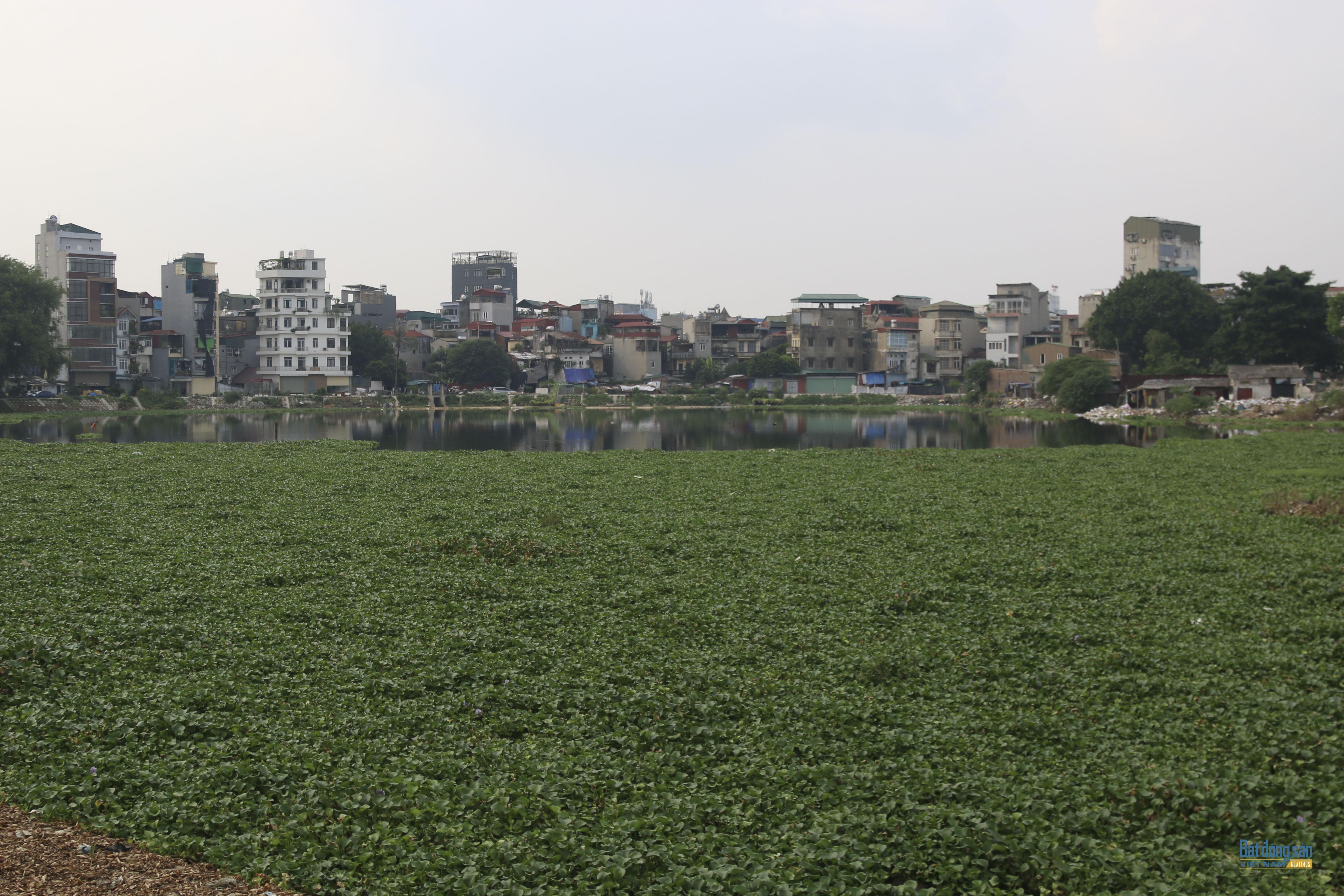 Dự án cải tạo hồ Linh Quang, Hà Nội: 16 năm vẫn