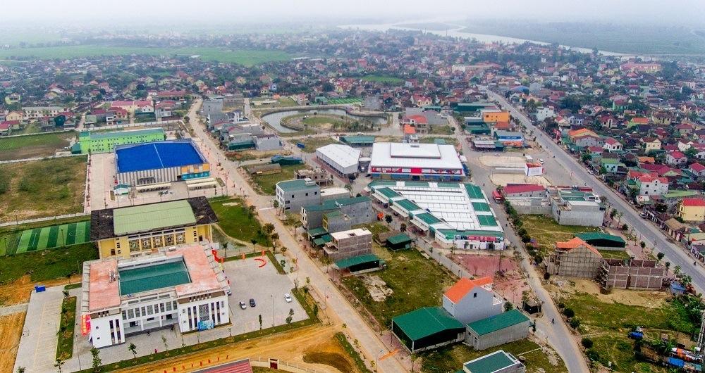 Nghệ An: Quy hoạch huyện Nam Đàn đến năm 2035 sẽ có 3 vùng đô thị