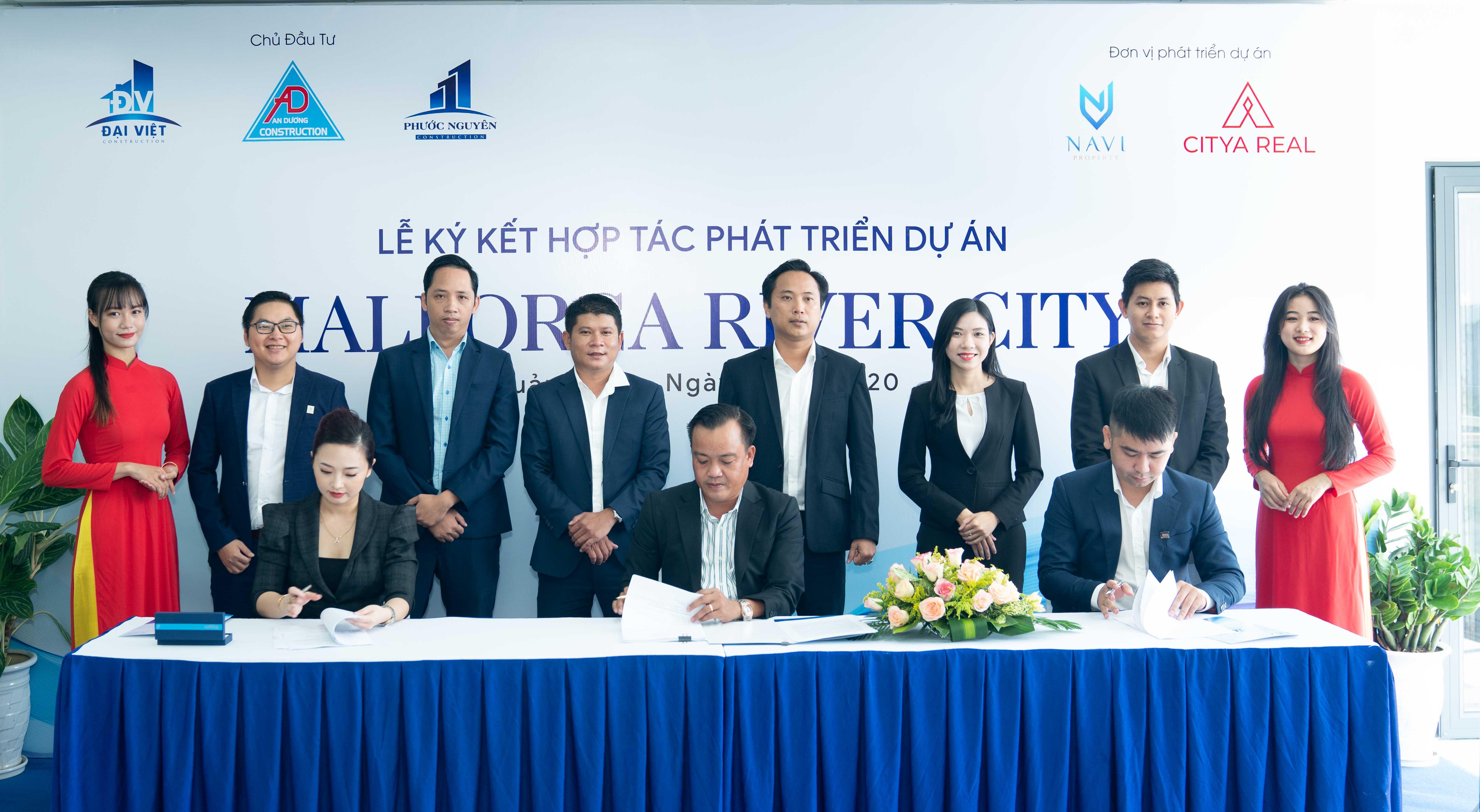 Quảng Nam: An Dương Group sắp ra mắt dự án Mallorca River City