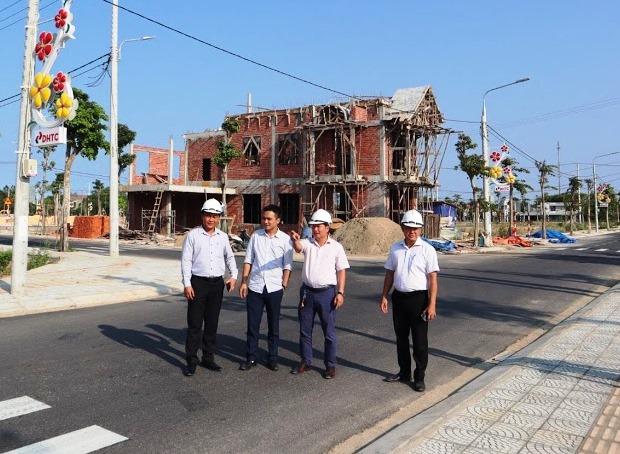 Quảng Nam: 10 dự án bất động sản được cấp giấy chứng nhận quyền sử dụng đất