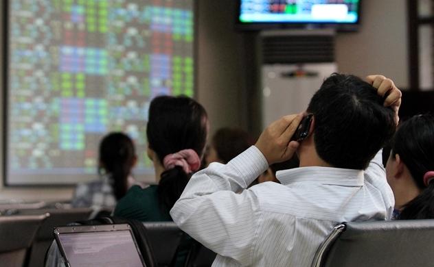 Cổ phiếu bất động sản thanh khoản cao tiếp tục tăng mạnh trong phiên 8/9