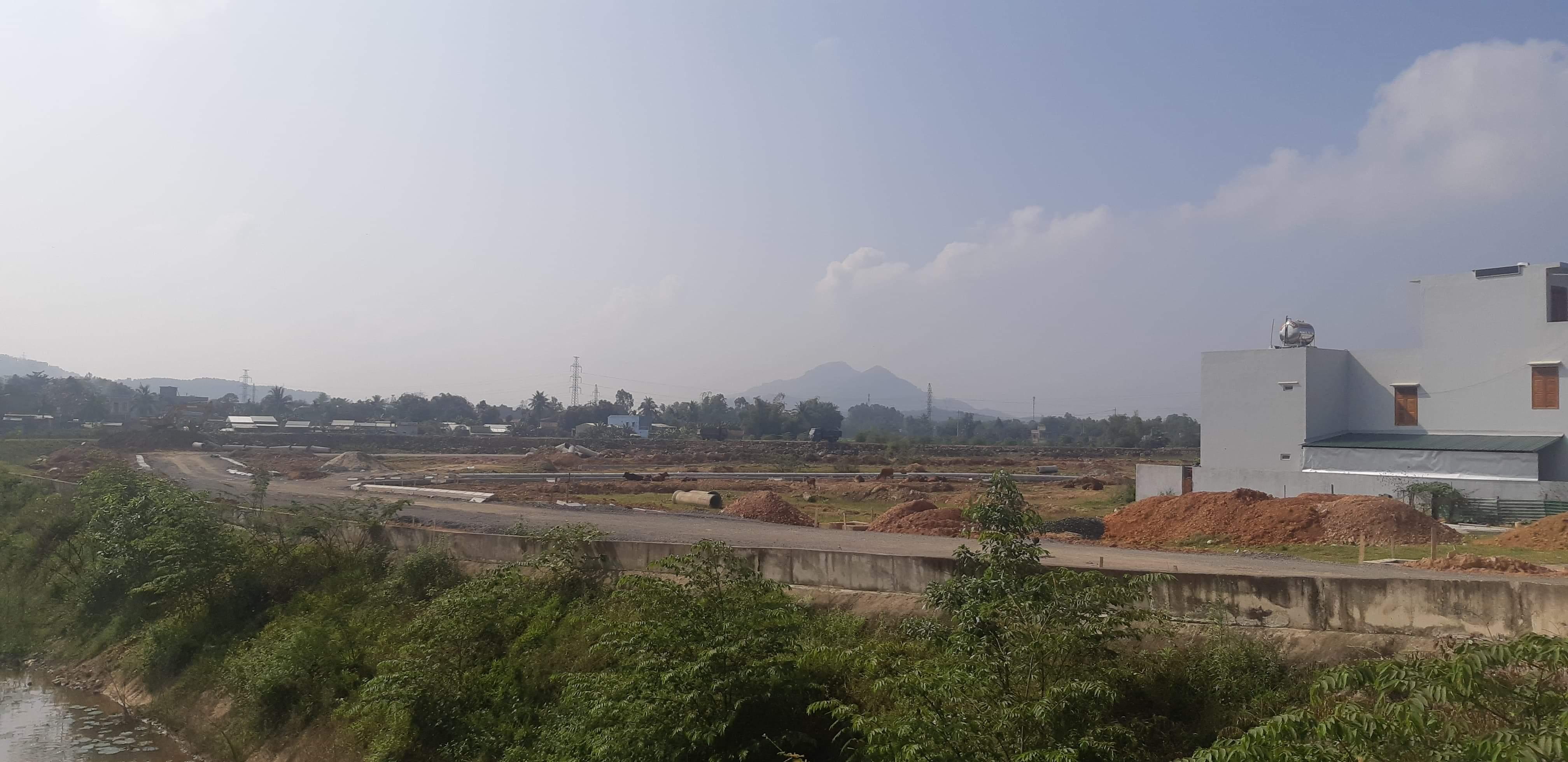 Hạn mức đất ở mới tại Đà Nẵng được quy định nhiều xã của huyện Hòa Vang là 300m2/hộ