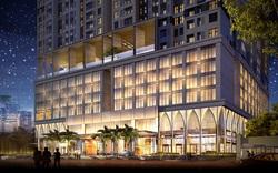 Doanh nhân nước ngoài chuộng căn hộ tích hợp khách sạn cao cấp