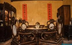Lạc vào không gian hoài niệm thế kỷ XIX trong ngôi nhà giữa lòng phố cổ