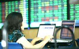 Cổ phiếu bất động sản lại đua nhau tăng giá trong phiên VN-Index lên gần 13 điểm