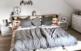 Thân thiện với môi trường cùng giường pallet
